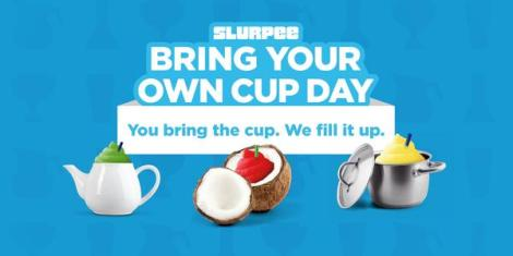 Bring Your Own Cup Day 2015